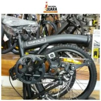 menjual berbagai merek sepeda secara online SEPEDA LIPAT UNITED