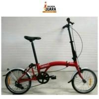 menjual berbagai merek sepeda secara online PROMO SEPEDA LIPAT UNITED