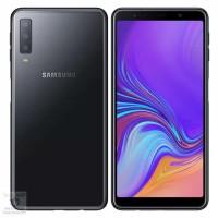 Hp samsung galaxy A7 (2018) RAM 4 RAM 64 Garansi SEIN black-gold-blue