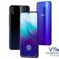 HP VIVO V11 PRO RAM 6 ROM 64 Garansi Vivo Indonesia Black & Blue