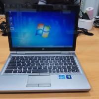 Netbook Hp 2570p Core i5 super canggih Hdd 320 Ram 4gb