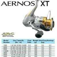 Reel Shimano AERNOS XT C3000