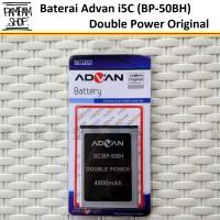 Baterai Advan i5C BP-50BH Double Power Original Batrai Batre BP50BH