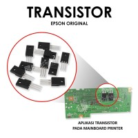 Fast Print Transistor Original C6144 Printer Epson L300, L310, L360