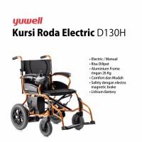 Kursi Roda Electric D130H Yuwell