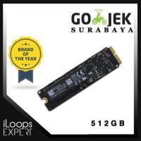 SSD 512GB For Untuk Macbook Pro Retina Air 11