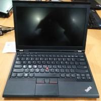 Laptop bekas murah hinkpad x230 core i3