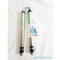 Double  Stick Besi tongkat