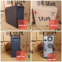 Cpu berkwalitas Lenovo core 2 duo E7500 2gb ddr3 hdd 160gb Siap pakai