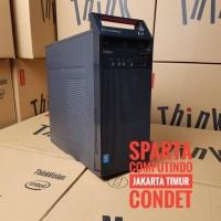 Lenovo Core i5 4590 Ram 4gb hdd 500gb Fulset dus
