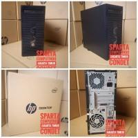 CPU HP Prodesk 490 Gen2 core i5 4590 Ram 4gb hdd 500gb full dus