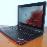 Laptop jaman now Elite Lenovo yoga Touchscreen Core i5 Haswel mantap