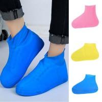 Pelindung Sepatu dari Basah Hujan Waterproof Rubber Shoes Cover