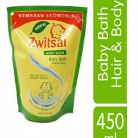 Zwitsal Natural Baby Bath 2in1 refill 450ml 450 ml