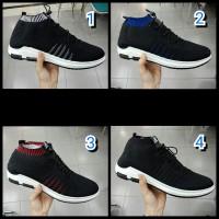 Jual sepatu adidas slip on premium running gym aerobic vans kickers reebok Murah