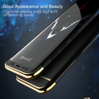 Case Samsung S8 Plating 3 in 1 Slime Matte