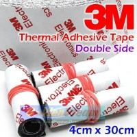 Thermal Pad Tape 3M Adhesive Double Side Heatsink Sticker Panas Heat