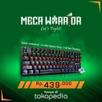 Digital Aliance Keyboard Gaming Meca Warrior