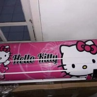 kipas angin model ac motif hello kitty 1.5pk
