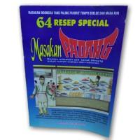 buku 64 resep spesial masakan padang
