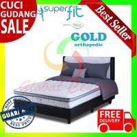 Comforta Superfit Gold Springbed Uk.100x200 Full Set