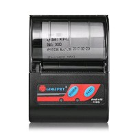 Mini Portable Wireless Bluetooth Thermal Printer MTP-II Murah