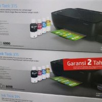 printer hp ink tank 315 Diskon