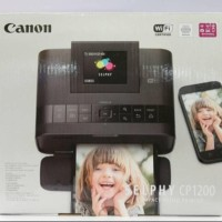 EXTREME SALE Printer canon selphy cp1200 wifi Murah