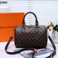 Harga lv louis vuitton speedy bandouliere bag include box lv | antitipu.com