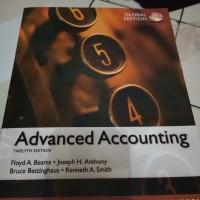 buku ADVANCED ACCOUNTING 12TH EDITION BY BEAMS