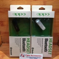 Handfree Headset Bluetooth Branded Oppo