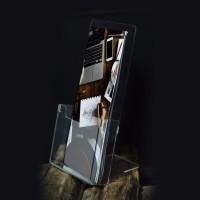 Tempat brosur / Display brosur / Brosur 1/3 a4 / Box brosur