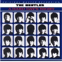 CD MUSIC - THE BEATLES - A HARD DAYS NIGHT