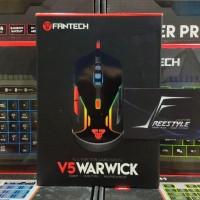 Fantech V5 Warwick Gaming Mouse Garansi Resmi 1 Tahun