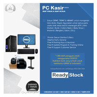 Komputer Kasir Full Set Customer Display (NON LACI)