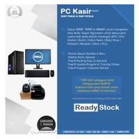 PC Kasir | Komputer Kasir | Mesin Kasir | Paket Kasir | NON LACI