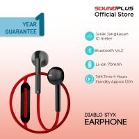 Soundplus - Styx Diablo / Sport Wireless Earphone / With Microphone