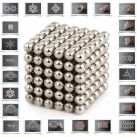 Buckyballs Neocube Magnetic Balls Toys 216pcs 3 mm