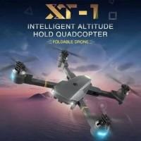 Drone Xt-1 berkamera HD 720p altitude hold realltime wifi camera