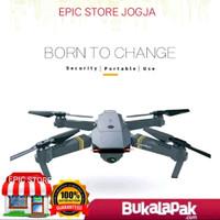 Drone Dji mavic clone super eachine e58/ s168 seri 720p bonus batrai 2