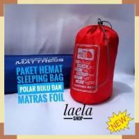 Harga sleeping bag polar bulu matras aluminium foil sleepingbag   Hargalu.com