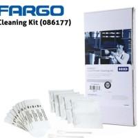 CLEANING KIT ID CARD PRINTER FARGO DTC1250E DTC1000 ( PN : 086177 )