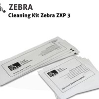CLEANING KIT ID CARD PRINTER ZEBRA ZXP SERIES 3 | ZXP3 | ZXP 3
