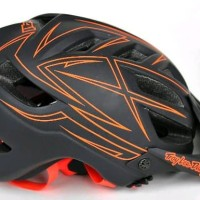 Helm Troy Lee Designs A1 Pinstrip bukan Smith Forefront Fox Flux IXS