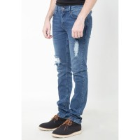 Harga lee cooper men s lc 114 slim fit jeans used   Hargalu.com