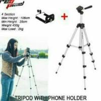 Tripot Murah/ Tripot Untuk Handphone/Jual Tripot HP/Pusat Aksesoris