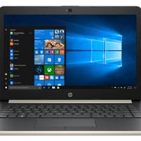 ( PROMO ) LAPTOP HP14 GAMING AMD RYZEN 5-2500U/4GB/1TB+SSD 128GB/VGA