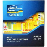 Processor Core i3-3220 lga1155