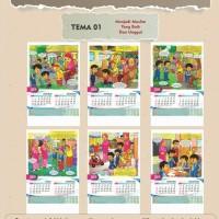 Kalender 2019 Edukasi Anak dan Keluarga Islami