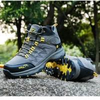 Jual Sepatu Gunung Original SNTA 498 Pria - Sepatu Outdoor/Hiking/Climbing Murah